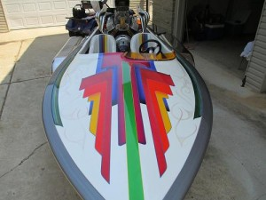 1978 Hondo Blown Runner Bottom