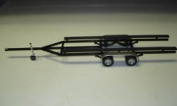 diecast trailer blower foot throtle 011