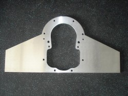 v- drive Mid plate 002
