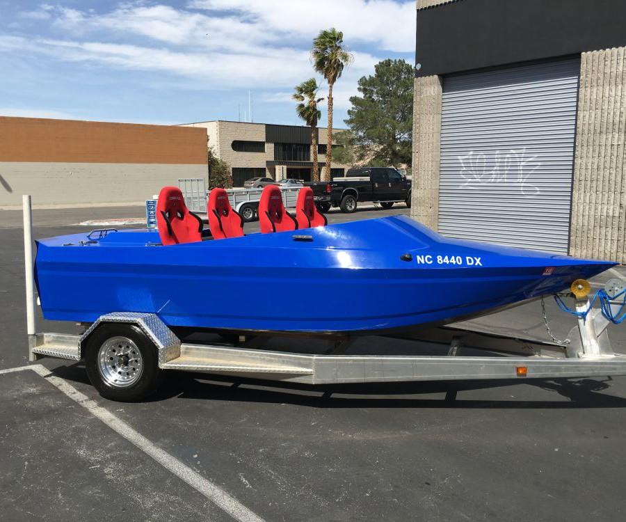 Water Pump Car Cost >> 2014 Custom Aluminum Sprint Boat « DragBoatCity.com